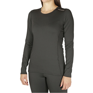 13801-HOT CHILLYS MICRO ELITE CHAMOIS WOMEN'S CREWNECK