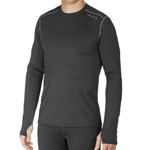 13803-HOT CHILLYS MICRO ELITE CHAMOIS MEN'S CREWNWCK