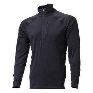13880-DESCENTE MEN'S CHASE ZIP T-NECK