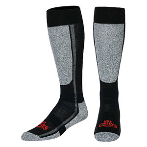 14176-HOT CHILLY'S MENS MID VOLUME CLASSIC SOCK