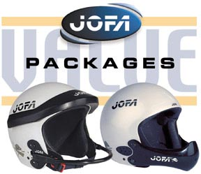 Jofa 2400 w/ Aero Frame and Teethguard