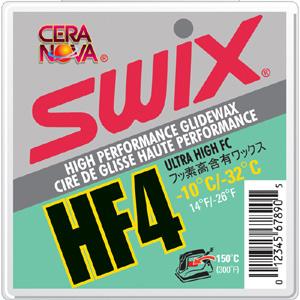 Swix HF High Fluorocarbon Wax