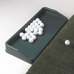 41179-Plastic Golf Ball Tray