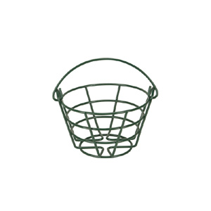 41220-Powder Coated Ball Baskets 15-20 Ball Capacity