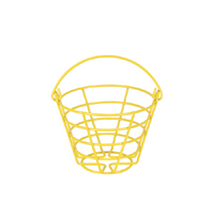 41222-Powder Coated Ball Baskets 25-30 Ball Capacity