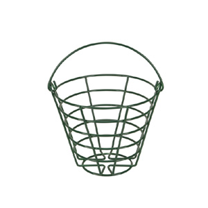 41224-Powder Coated Ball Baskets 35-40 Ball Capacity