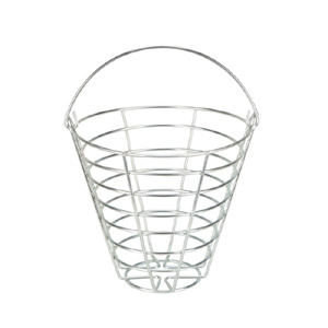 41227-Metal Ball Basket 55-60 Ball Capacity