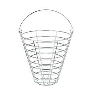 41231-Metal Ball Basket 80-85 Ball Capacity
