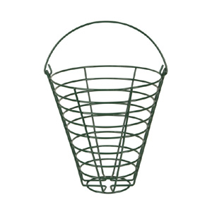 41232-Powder Coated Ball Baskets 80-85 Ball Capacity