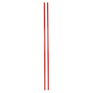 "41507-84"" Vertical Polycarbonate Supports"