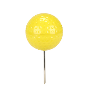 42301-Round Dimpled Tee Markers