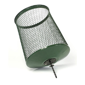 42324-9 Gallon Litter Basket with Spike