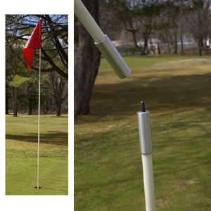 Take-A-Part Flagstick