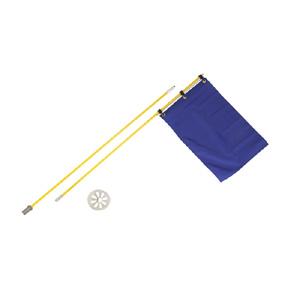 42516-Back Yard Golf Set With Grommeted Flag Set