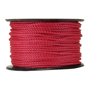 3-Strand Polypropylene Twisted Rope - 5/16""
