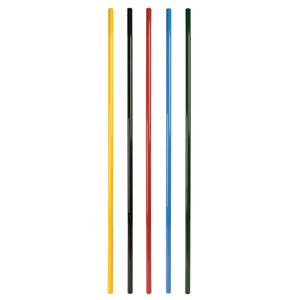 "44014-Standard 72"" Poly Fence Poles no hooks"