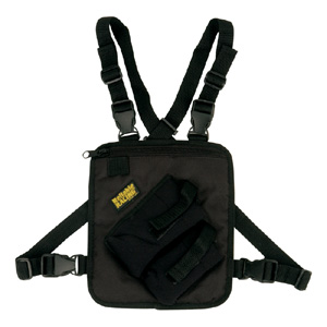 44289-Radio Chest Pack with Cell Phone Holder