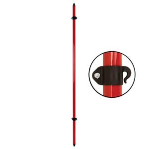 44374-B-Net Standard Pole w/2 hooks