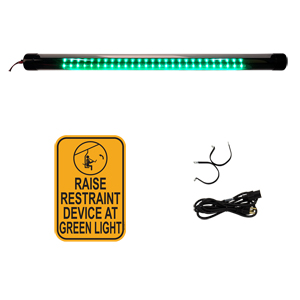 45716-Lift Sentry™ With Sign - Green LED Only