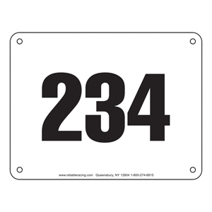 51783-Stock Standard Running Numbers