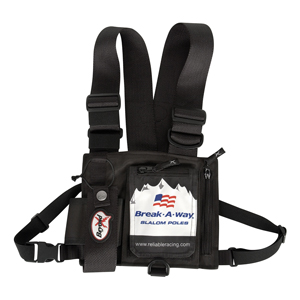 51839-Break-A-Way® Radio Chest Pack