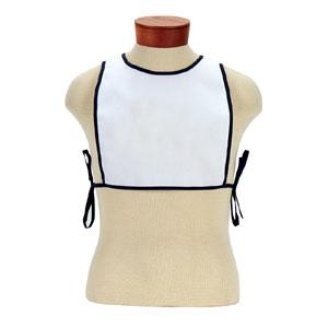 51915-Stock Cloth Blank Bibs