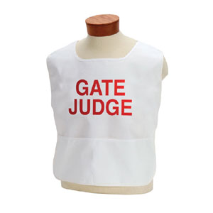 52112-Stock Gate Judge Bibs