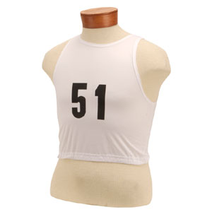 52113-Stock Numbered Stretch Bibs