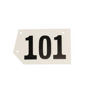 52212-Waterproof Bike Frame Numbers