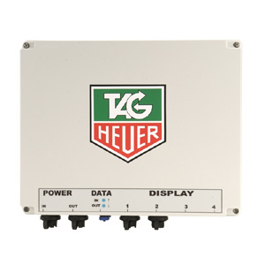61324-TAG Heuer HL970-2 Control Box and Power Supply for HL970 Display