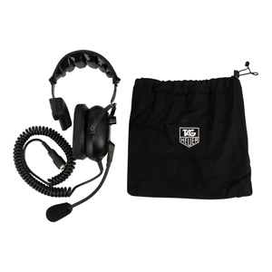 61382-TAG Heuer HL551-1S Single Ear Headset Only
