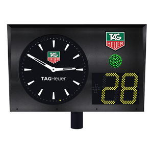 61395-TAG HEUER HL940 LED Start Clock