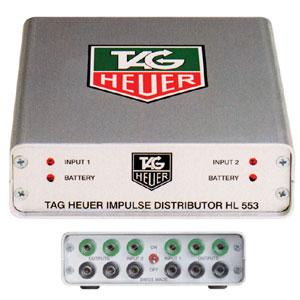 62464-TAG Heuer HL 553 Impulse Distributor (FIS)