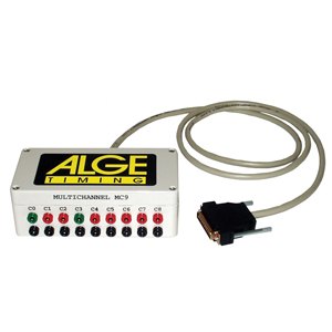 63083-ALGE MC9 9-Channel Adapter