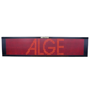 63103-ALGE D-RTNM-P4-16X96-0 LED Full Matrix Display Board 16 X 96 Pixels (4)