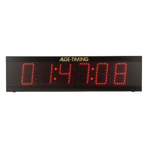 "63122-ALGE DLINE 250D-0-6-EO LED Display Board 2 Sided 6 Digit 10"" High Digits"