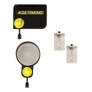 63147-ALGE PR1A-RS Photocell with Reflector and BS-1 Mounts