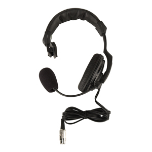 63160-ALGE HS2-1 Headset Single Ear Model