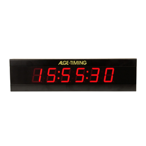 "63175-ALGE D-LINE 80-0-6-EO LED Display Board 6 Digit 3"" High Digits"