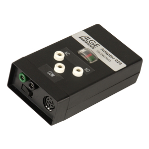 63191-ALGE 029 Relay Open and Closed Contact Collector for Timer