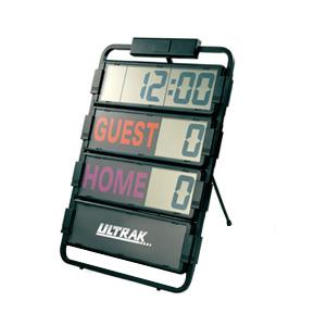 63194-Ultrak Multi-Sport LCD Scoreboard and Timer