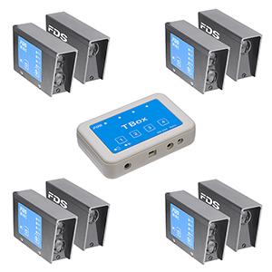 63302-FDS ADVANCE KIT 4X WIRC TBOX W/RADIO
