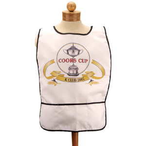 90778-Custom Caddy/Staff ID  Bib