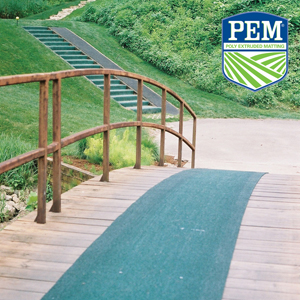 91131-3' x 25'  P.E.M. High Traffic Matting