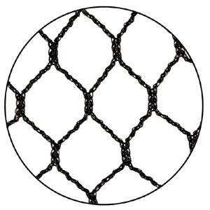 91306-6.5' x 150' Heavy Duty Poly Net