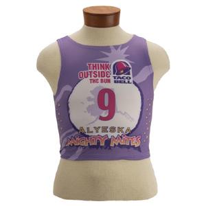 92177-Sublimated Stretch Bibs