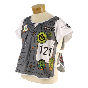92415-Mini Mesh Snowboard Jersey