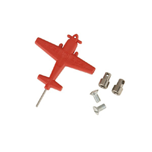 B0082-Leki Trigger S Gate Guard Adapter Screw Kit