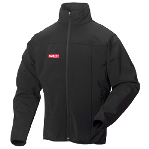 B0428-Halti Club Guard II Soft Shell Training Jacket- Men's