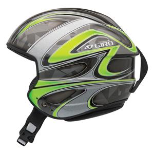 B1920-Giro Streif Carbon Race Helmet 2011 NOT FIS Approved